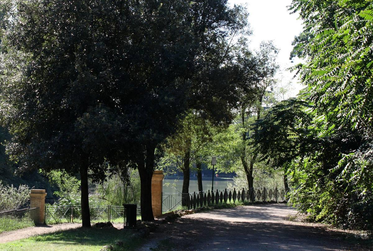 Suomalaisena virossa: yksin italiassa osa 60: päivä puistossa