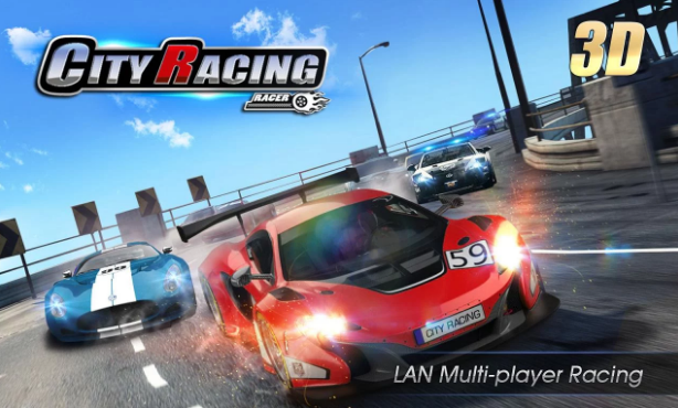 Download City Racing 3D Mod Apk (Unlimited Money)