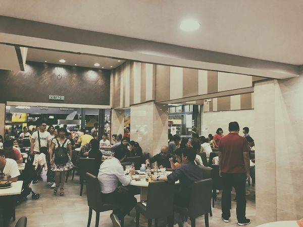 Cu Cha Restaurantという店