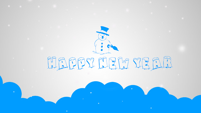 HAPPY NEW YEAR 2017 GIF ANIMATED WALLPAPERS