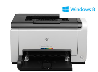 HP Laserjet P1025 - Windows 8