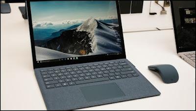Microsoft Laptop Review
