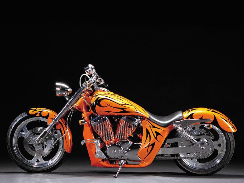 Customized Honda Shadow Emerybarnes1s Blog