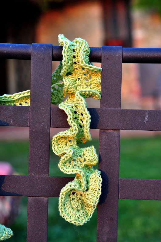 Crochet  Spring Frills Scarf at luvinthemommyhood 4bb05d4df