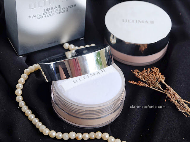 Review ULTIMA II Delicate Translucent Face Powder