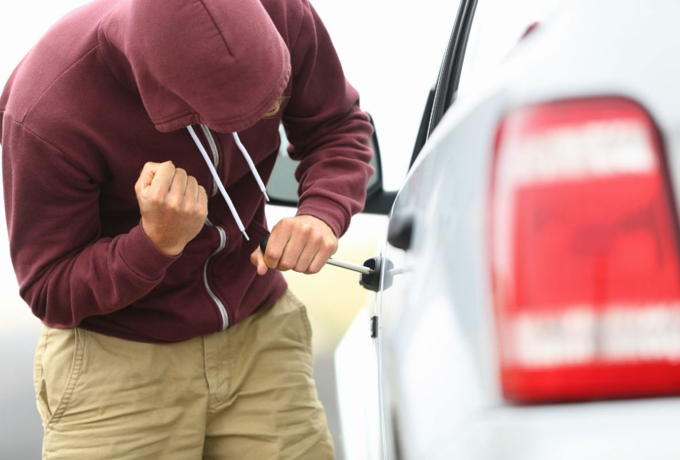 robos de vehículos