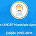 Selo UNICEF Iracema-CE, está entre os 82 Município Aprovado em 2016