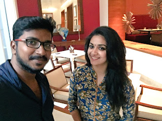 Keerthy Suresh with Cute and Lovely Smile Latest Selfie with a Lucky Fan