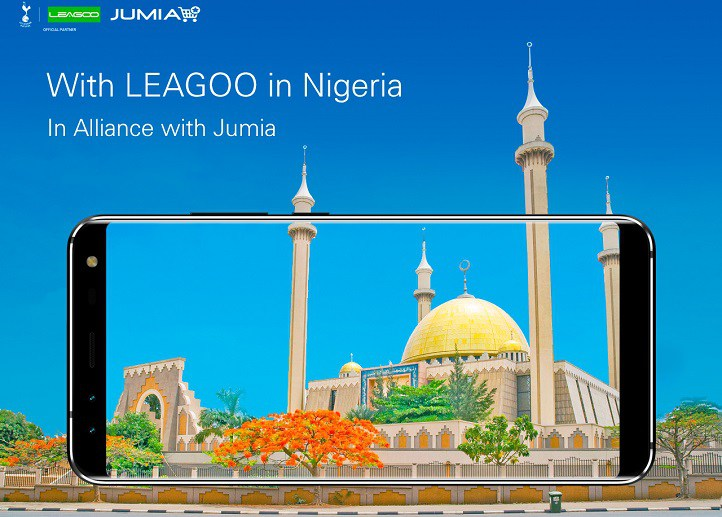 LEAGOO Mobile enters Nigeria Via Jumia Online