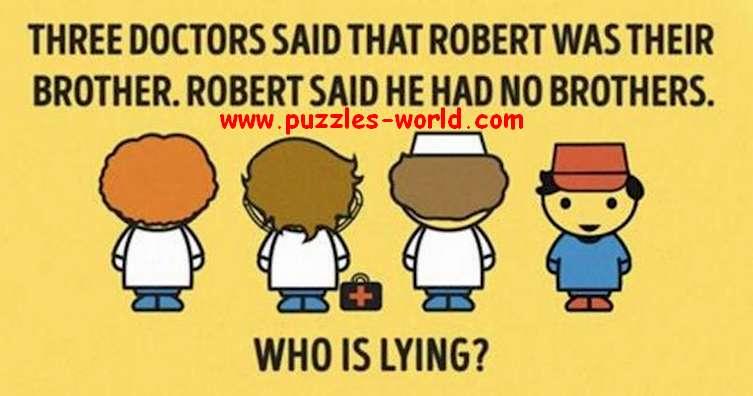 Who is Lying ?