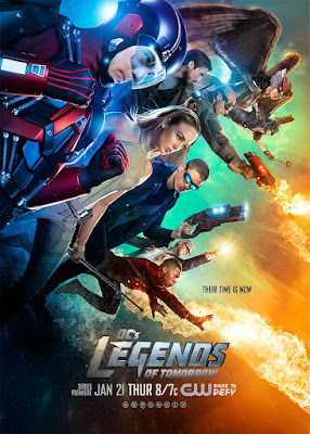 Nonton Legends Of Tomorrow season 3 sub indo