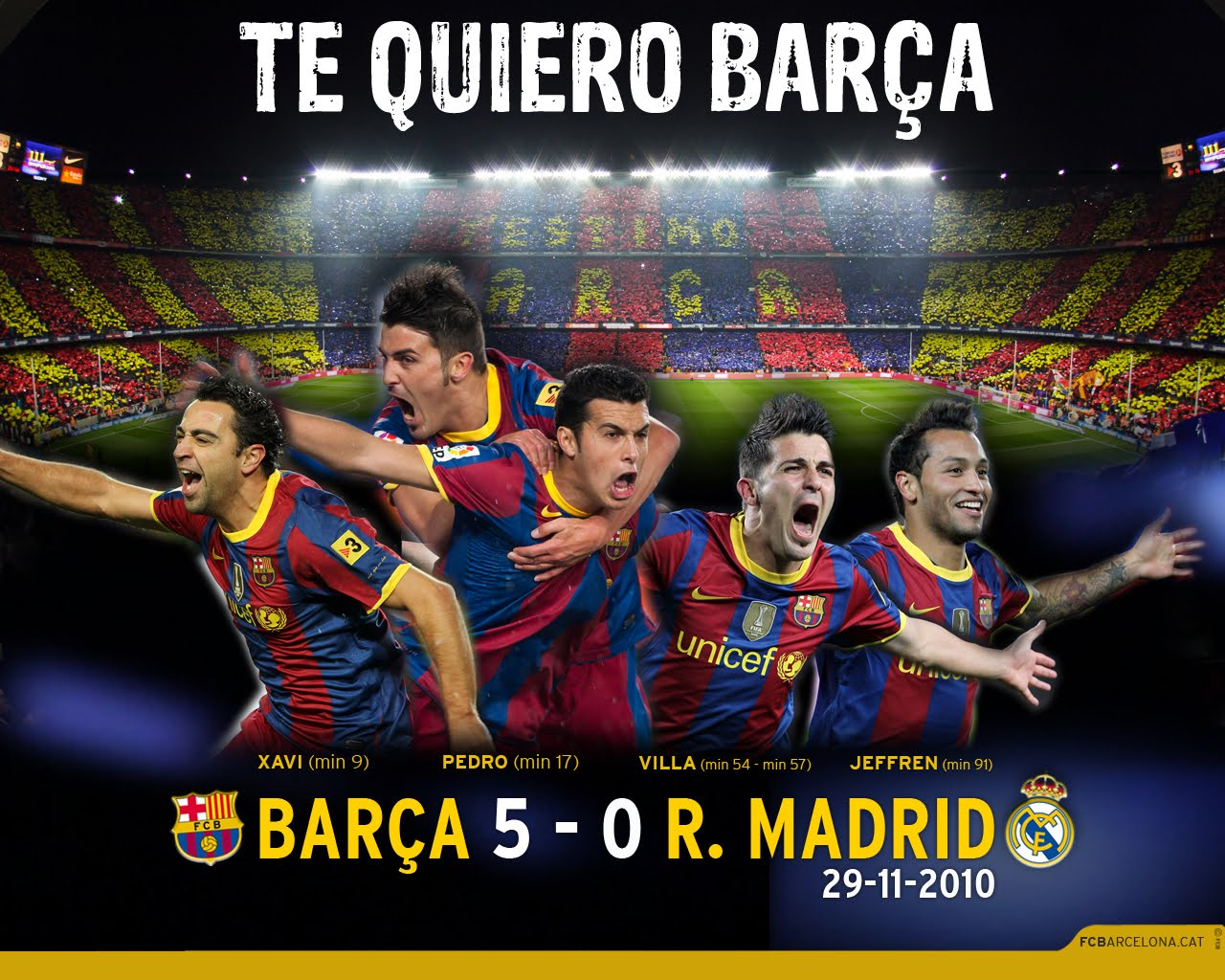Imagenes Chistosas Real Madrid Humillando Barcelona