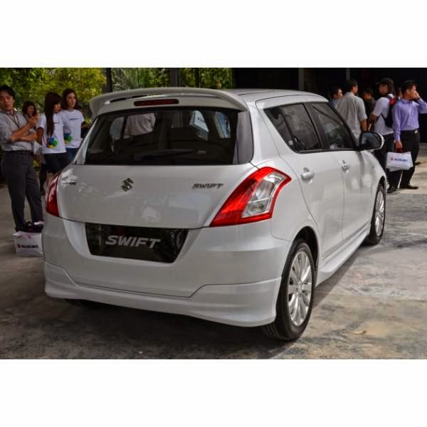 add on Suzuki Swift Sport 12-14