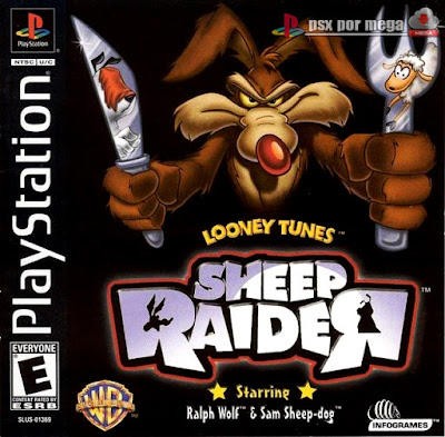 descargar looney toons sheep raider psx mega