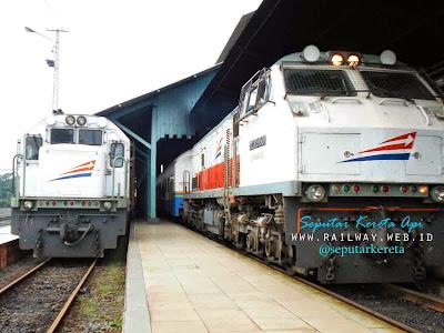 Jadwal Stasiun Jombang