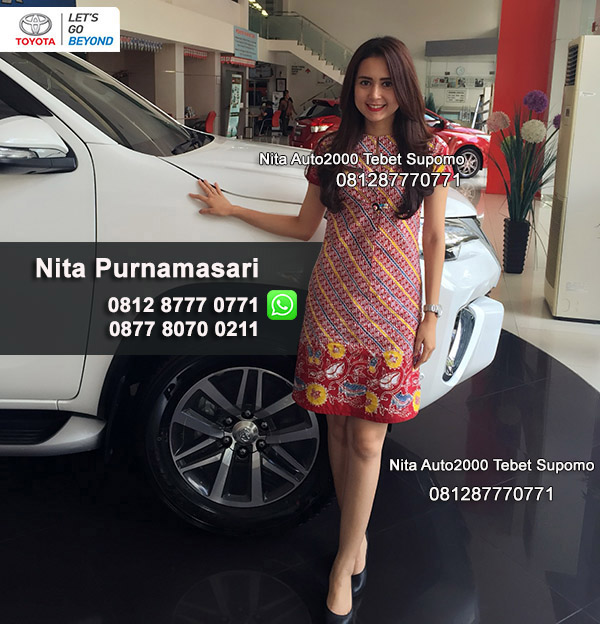 Rekomendasi Sales Toyota Jakarta Timur 2017
