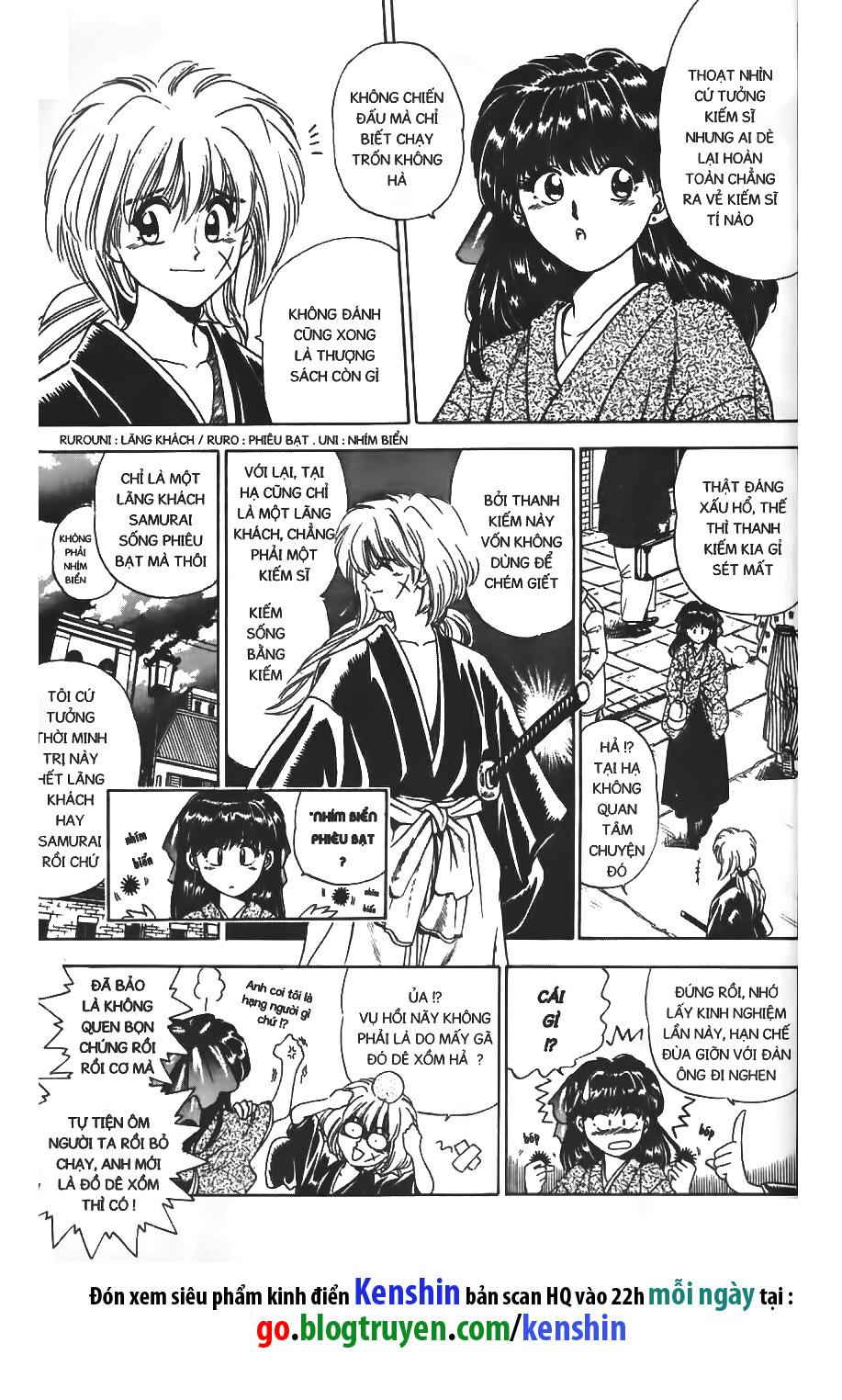 Rurouni Kenshin chap 6.5 trang 6