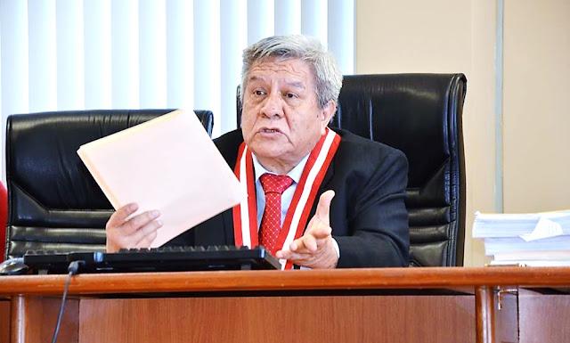 Vicente Walde Jáuregui, reclama que su sueldo líquido de S/ 27 mil soles es insuficiente