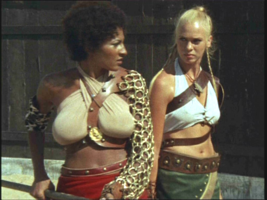 Nude pictures of pam grier pic 83