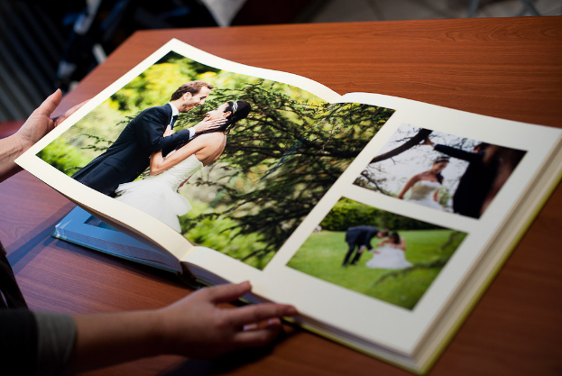 Italian Wedding Photo Albums