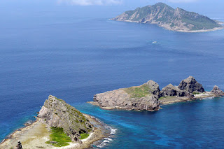 China Tuduh Aksi yang dilakukan Jepang di Laut China Timur Sangat Membahayakan Kedaulatan China - Commando