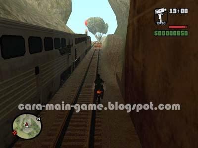 Belok ke bukit, hati-hati ada kereta dari arah berlawanan!