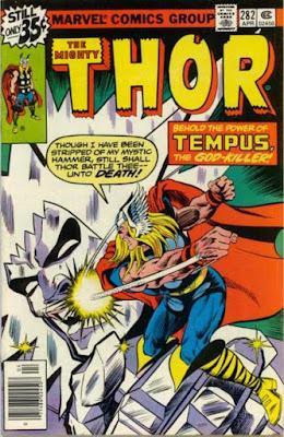 Thor #282, Tempus