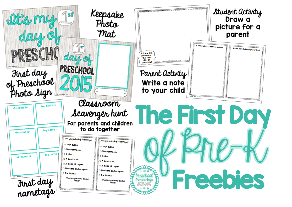Preschool Ponderings Back To School Products For The