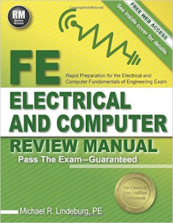 FE Electrical and Computer Review Manual First Edition new edition 2015