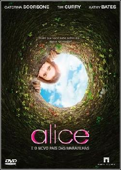 Alice e o Novo País das Maravilhas Dublado