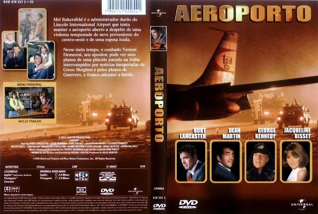 Capa DVD Aeroporto