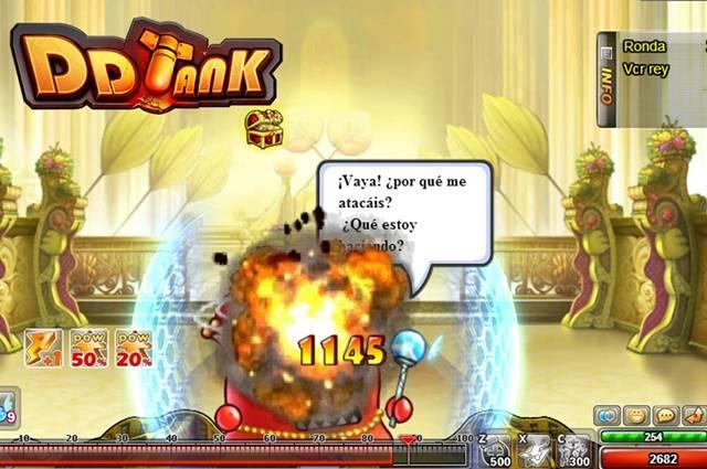 DDTank PC Online Español