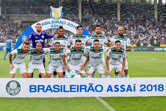 Palmeiras vence o Vasco