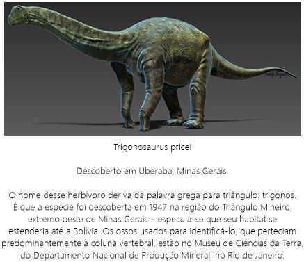 Dinossauro-Trigonosaurus-Pricei
