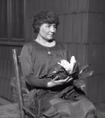 Biography of helen keller