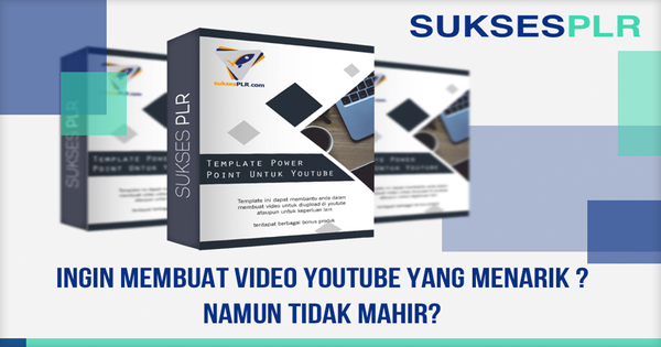 Template PowerPoint for Youtube