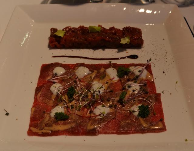 Aqua Restaurant Four Seasons Istanbul