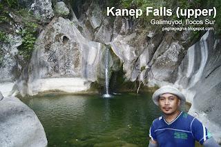 Kanep Falls (upper)