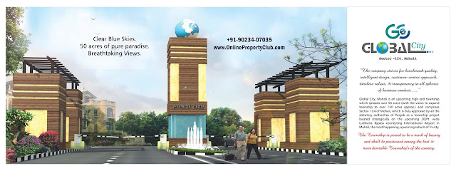 Global City Mohali (Sector-124)