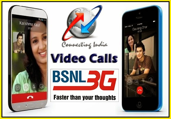 BSNL launched 'New 3G Add-On Pack 49' with 125 Minutes of Free Video Calls for all Postpaid Mobile Customers