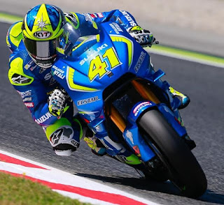 Aleix Espargaro 41 Suzuki Ecstar 1 Blog MotoGP Melayu