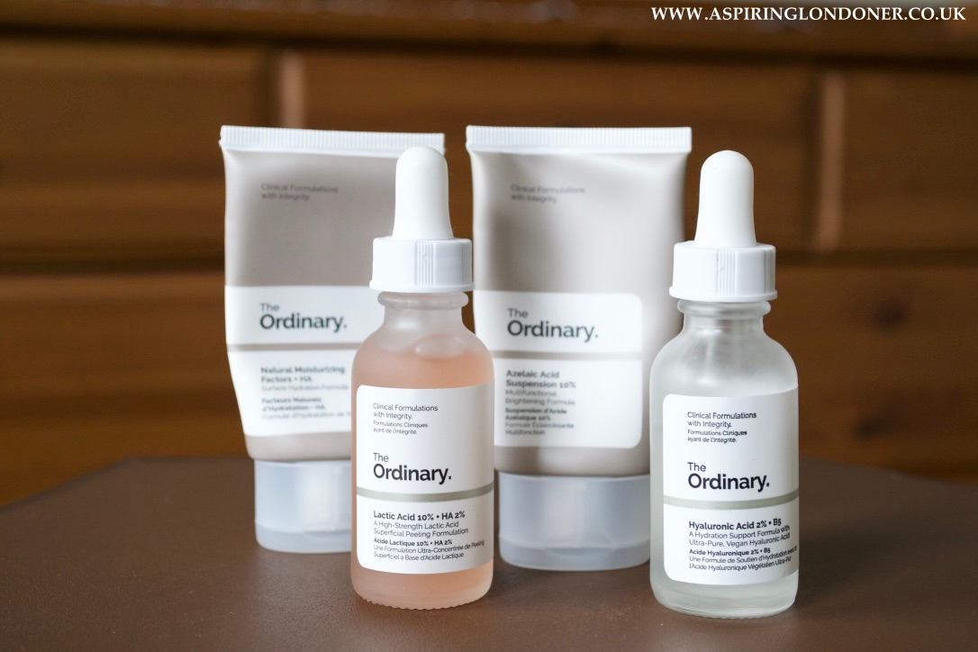 The Ordinary Deciem Skincare Review - Aspiring Londoner