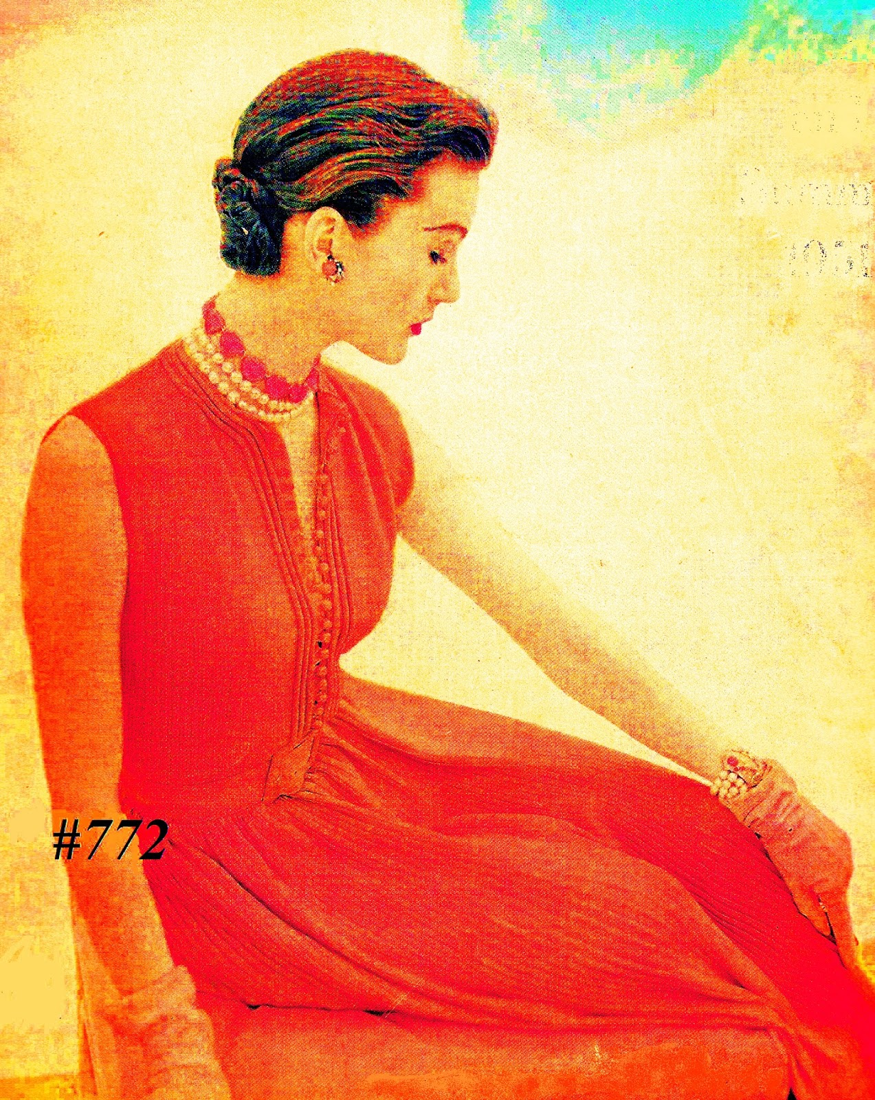 Miss Julia\'s Patterns: Free Pattern - Vintage 1951 Vogue Knit ...