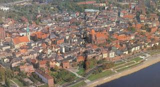 Toruń, Kota Kuno di Polandia Utara