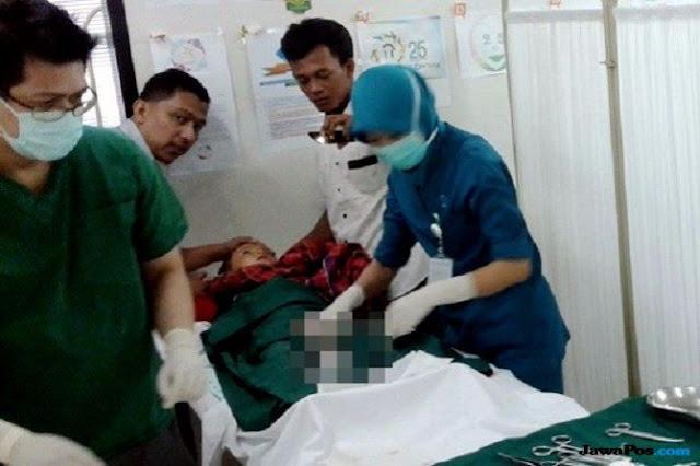 Tragis, Kelamin Anak Terpotong saat Disunat Pakai Laser
