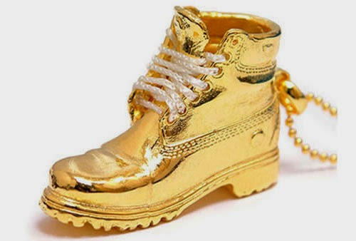 Timberland with this golden look would be soooo expensive 9229b2031105
