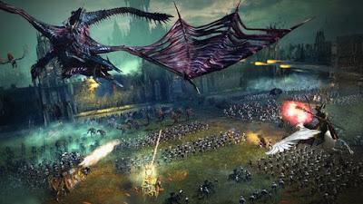 تحميل لعبة القتال الرائعة Total War WARHAMMER