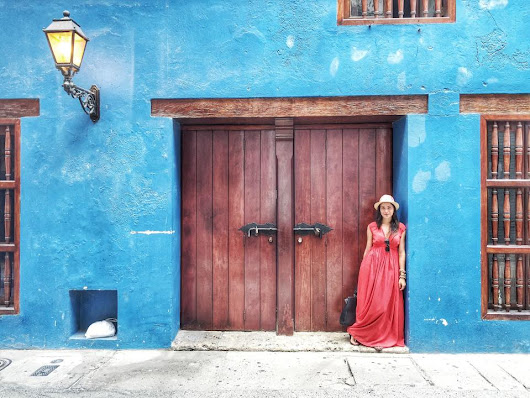 Ioana Călin: Colombia City Breaks: Cartagena de Indias