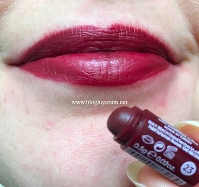 Golden Rose Velvet Matte 23 Swatch
