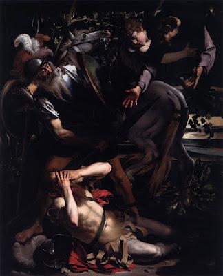 Conversione di San Paolo, la versione Odescalchi